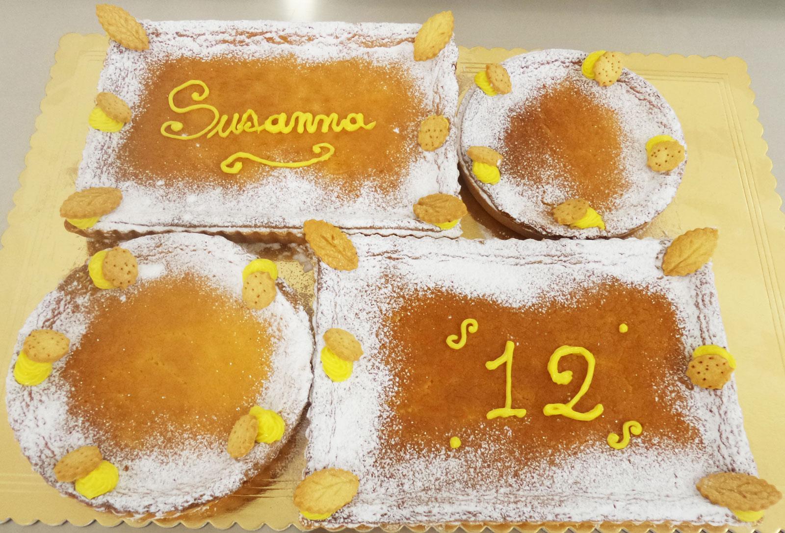 Torte Da Credenza Al Cioccolato : Frollie torte da credenza