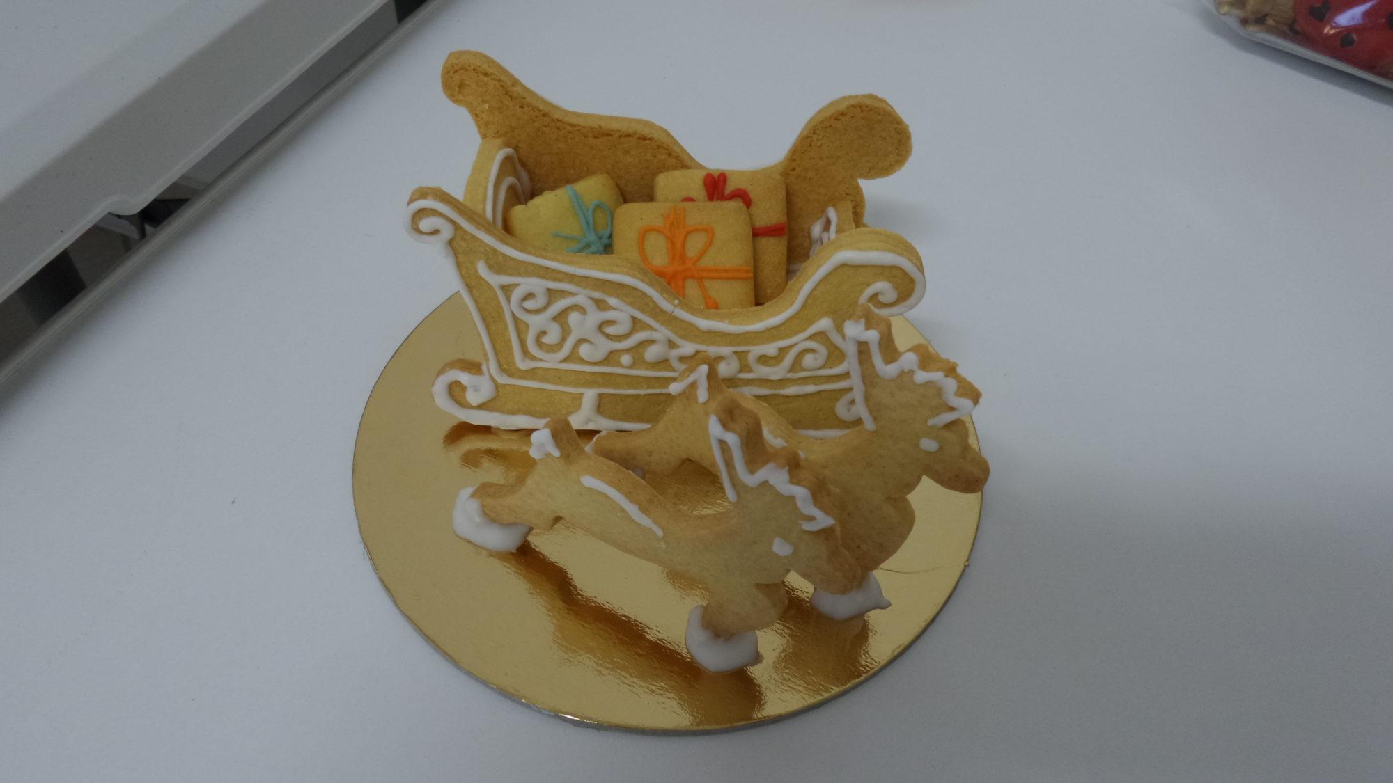 Casetta Di Natale Con Pasta Frolla : Frollie creazioni di natale