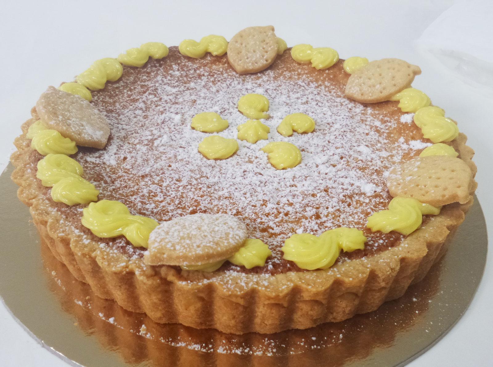 Dolci Da Credenza Biscotti Alle Nocciole : Frollie torte da credenza