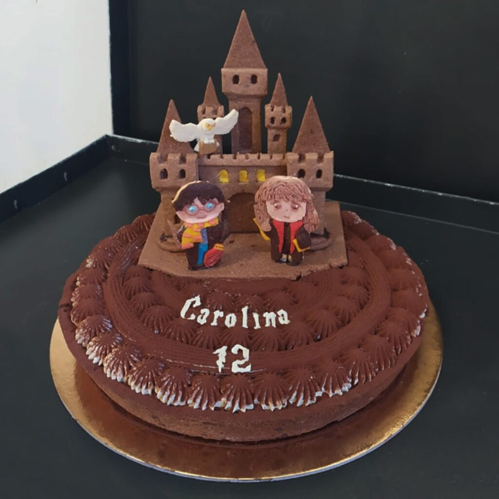torta tiramisu harry potter