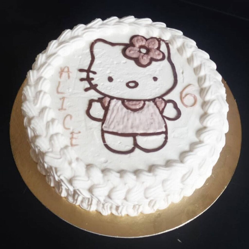 chantilly hello kitty
