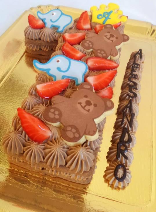 cream tart al cioccolato