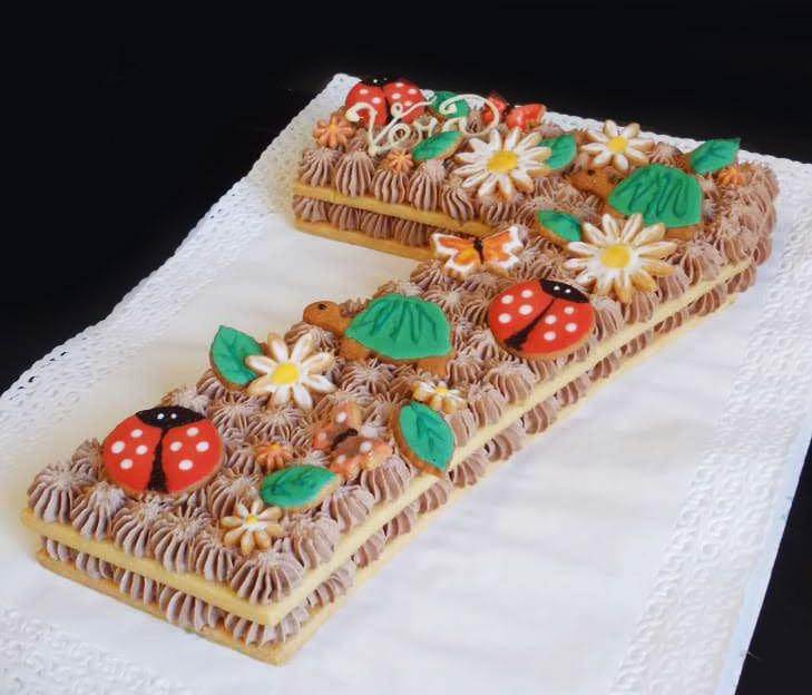 cream tart crema al cioccolato