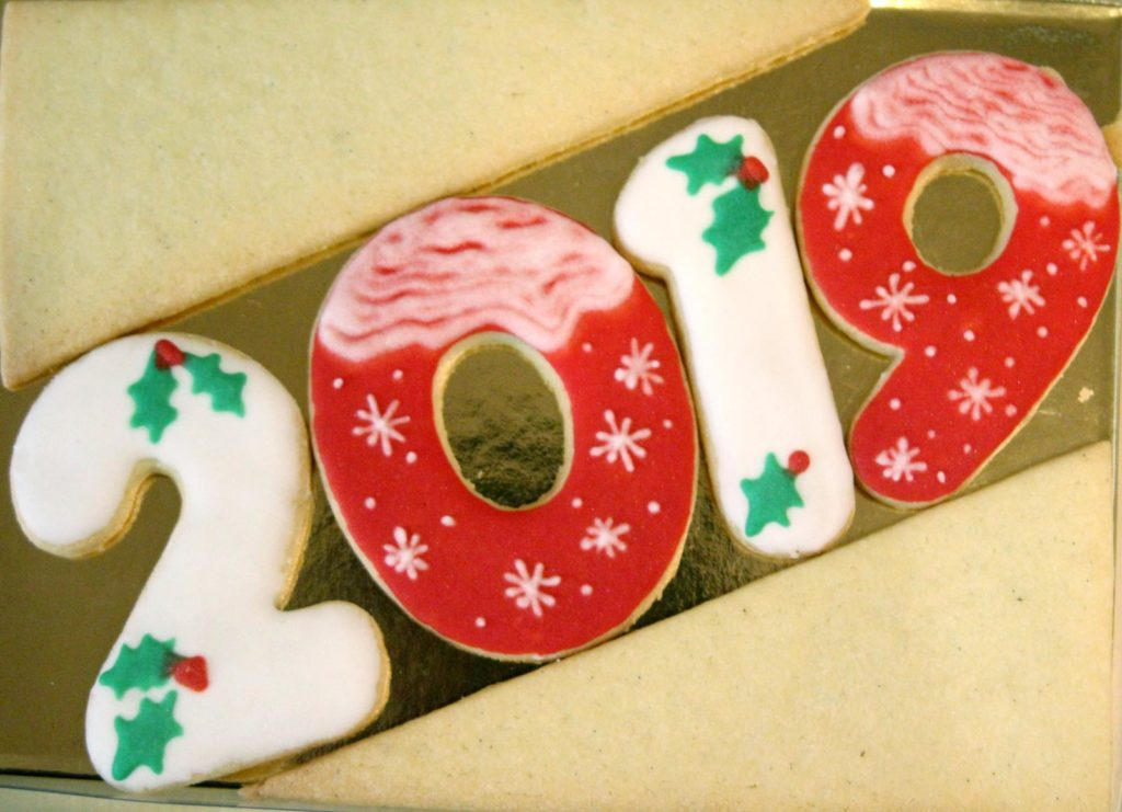 Biscotti natalizi 2019