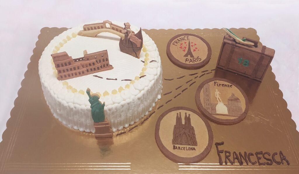 torta viaggio